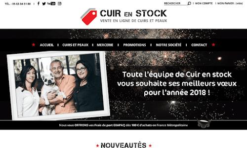 Cuir en Stock