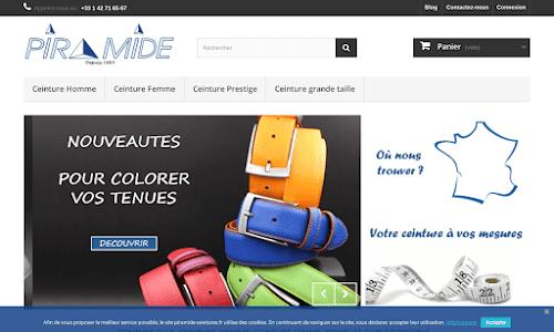 Piramide-ceintures Accessoires de mode
