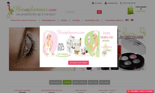 Bio & Glamour Produit biologique