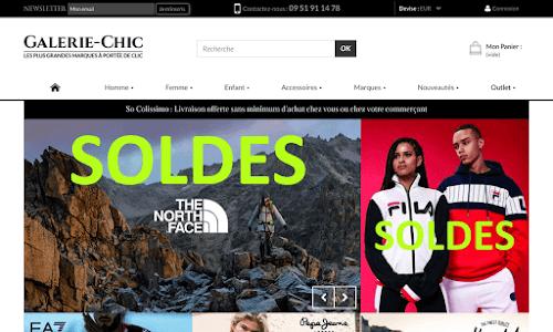 Galerie Chic Prêt-à-porter