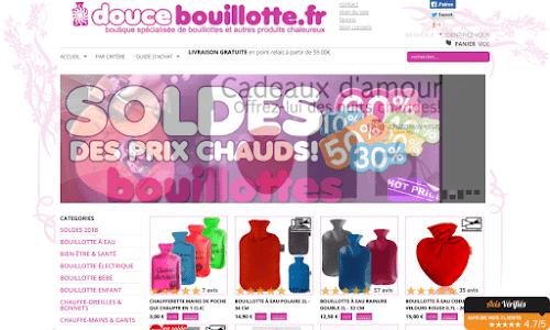 Douce Bouillotte