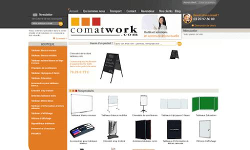 Comatwork Fourniture et mobilier