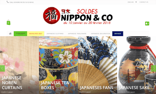 Nippon and Co Décoration