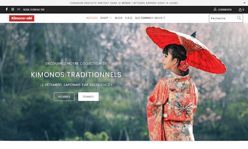 Kimono-obi Prêt-à-porter
