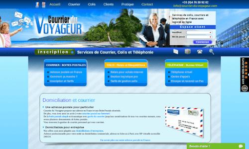 Courrier du Voyageur
