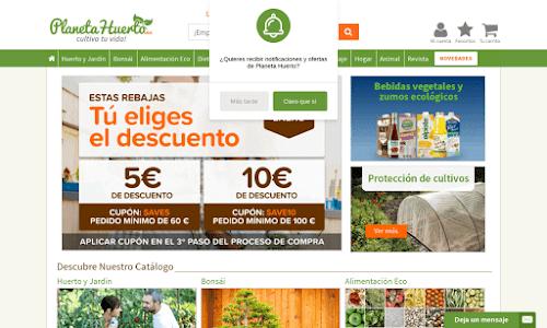 PlanetaHuerto.es | Soluciones para cultivar en casa