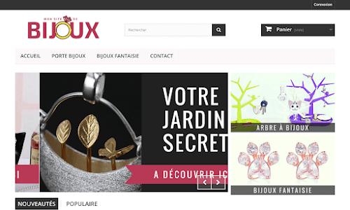 Mon Site de Bijoux