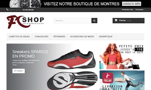 FC Shop Prêt-à-porter