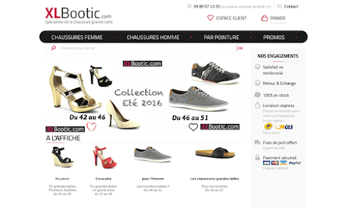 XlBootic Chaussures