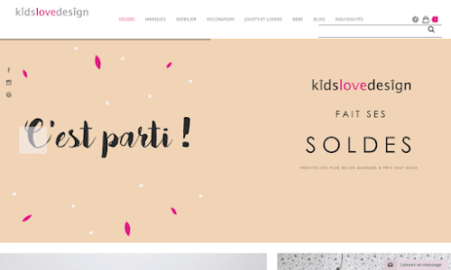 kids love design, les dernières tendances design pour enfants