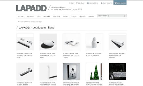 LaPaDD Décoration