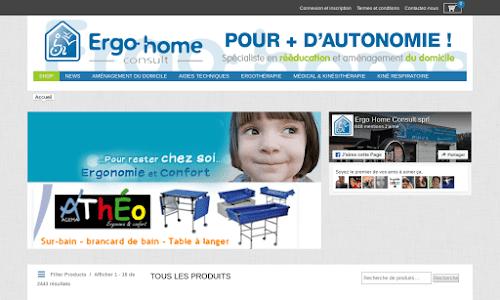 Ergo Home Consult Fourniture et mobilier
