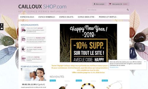 Cailloux-shop Bijoux