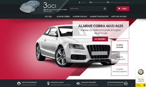 3gci : alarmes et électronique automobile