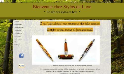 Stylos de Luxe Cadeaux