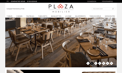 Plaza Mobilier