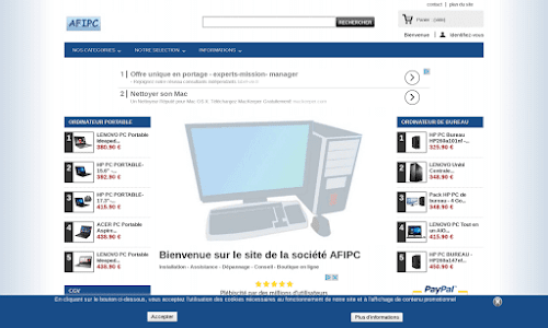 AFIPC Informatique Ordinateur