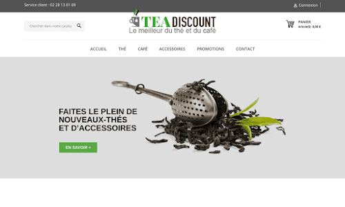 Tea Discount