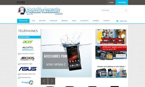 Portable-Accessoire Téléphone mobile
