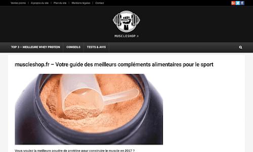Muscleshop.fr