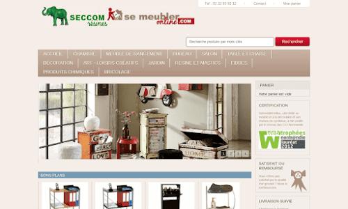 Se meubler online Mobilier