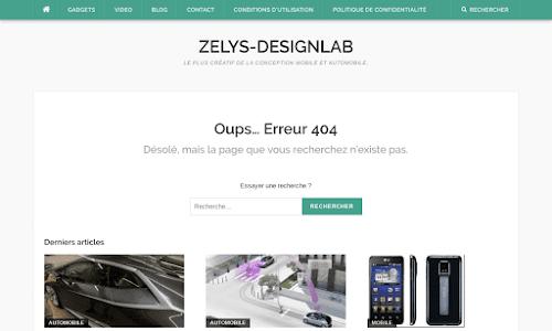 Zelys DesignLab Design