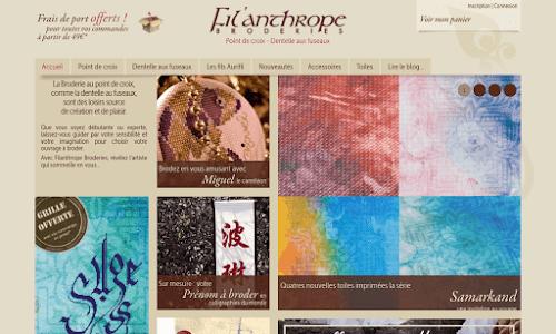 Filanthrope Broderies Loisir créatif