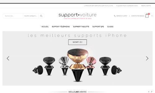 Support-Voiture