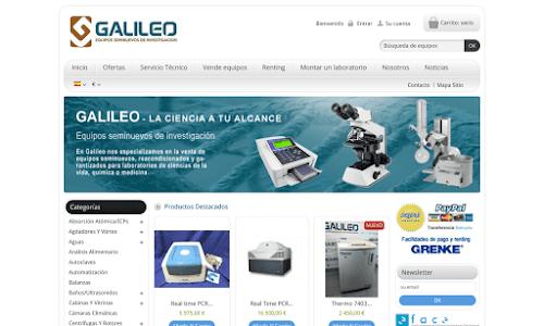 Galileo Equipos