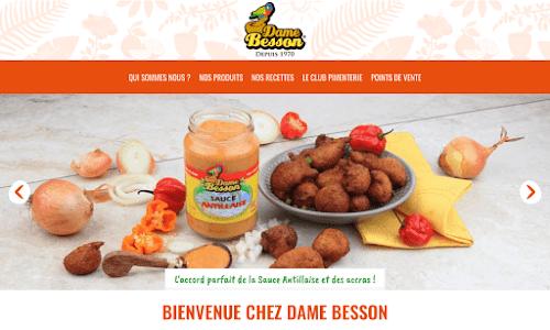Sauces et condiments épicés de Guadeloupe