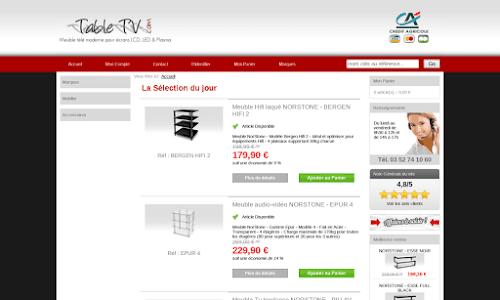 Table-TV.com Mobilier