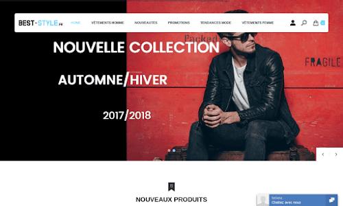 best-style.fr : vêtements et accessoires fashion pour Hommes et femmes Prêt-à-porter