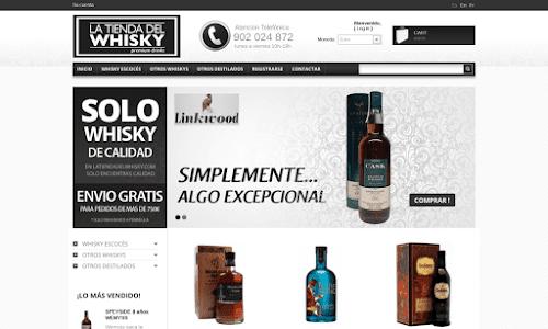 La Tienda del Whisky