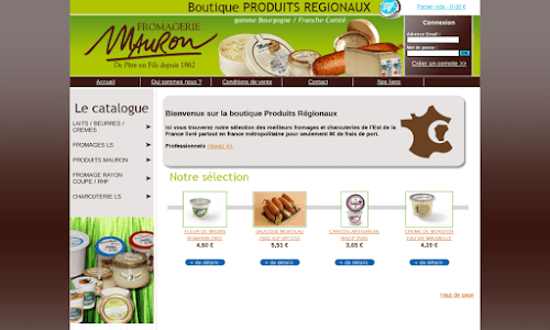 Fromagerie Mauron Fromage