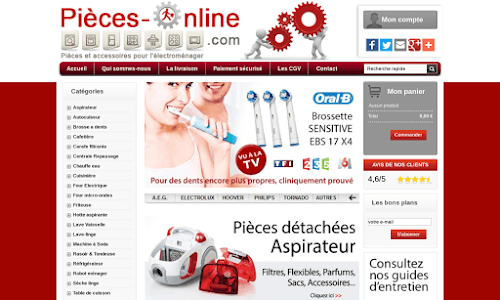 Pieces-Online