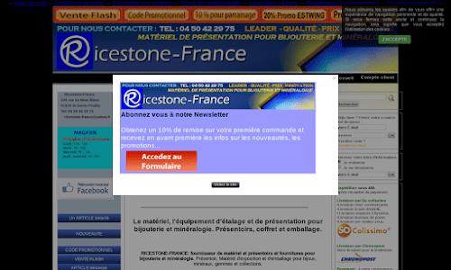Ricestone-france Fourniture et mobilier