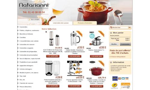 Natarianni, Ustensiles de cuisine