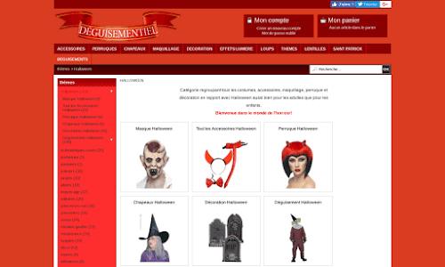 Déguisementiel Costumes & déguisements
