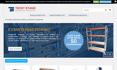 Tecny Stand Muebles