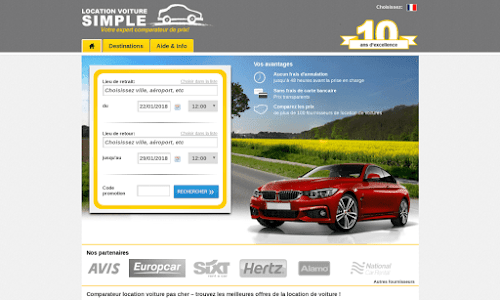 Location-voiture-simple Auto