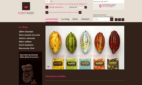 Carré Noir Confiserie et chocolat