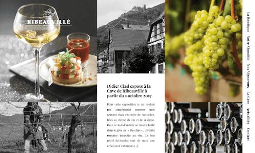 Vins d'Alsace - Cave de Ribeauvillé