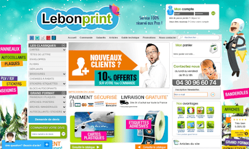 Lebonprint Papeterie