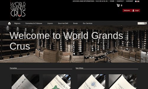 World Grands Crus