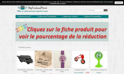 MyCadeauPerso Cadeaux