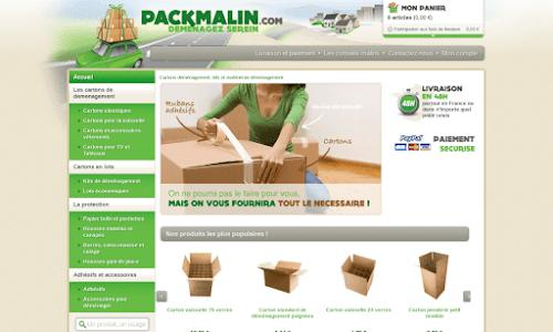 Carton Shop Fourniture et mobilier