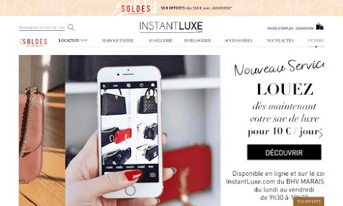 Instant Luxe : Achats et ventes d' articles de luxe authentifiés Bijoux
