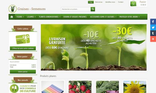 Graines-Semences Jardinage