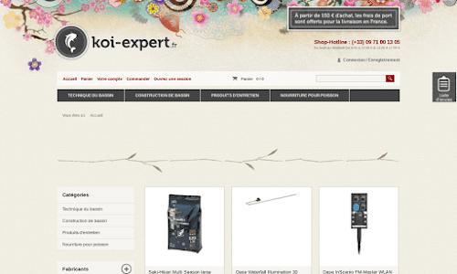Koi-expert