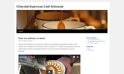 Chocolat Espresso